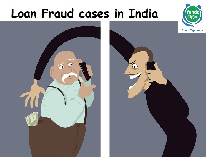 Recent Loan Frauds cases in India