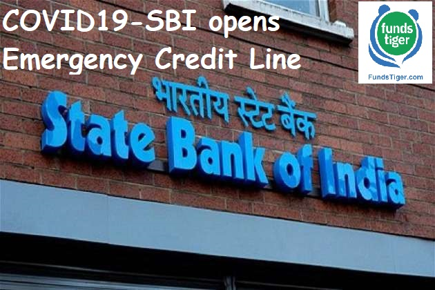 SBI opens Emergency Credit Line for Borrowers