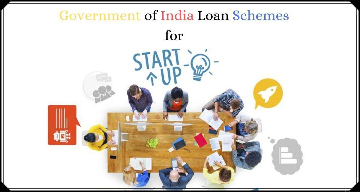Government Schemes specially for Startups 1/10