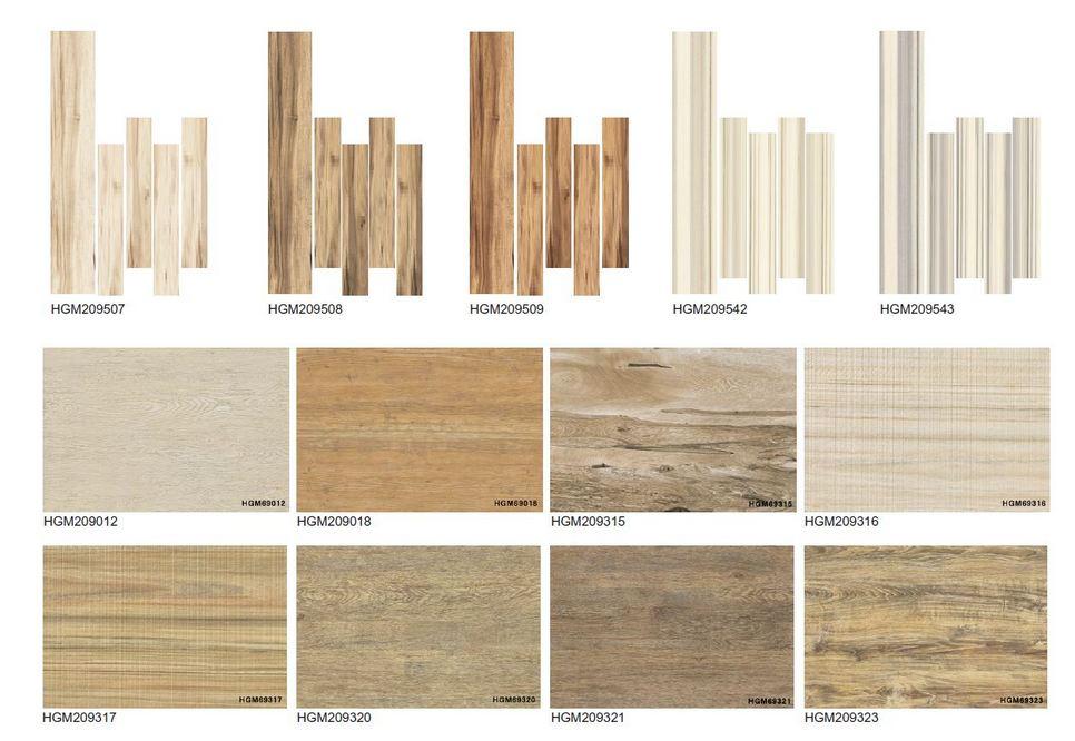 大陸木紋磚