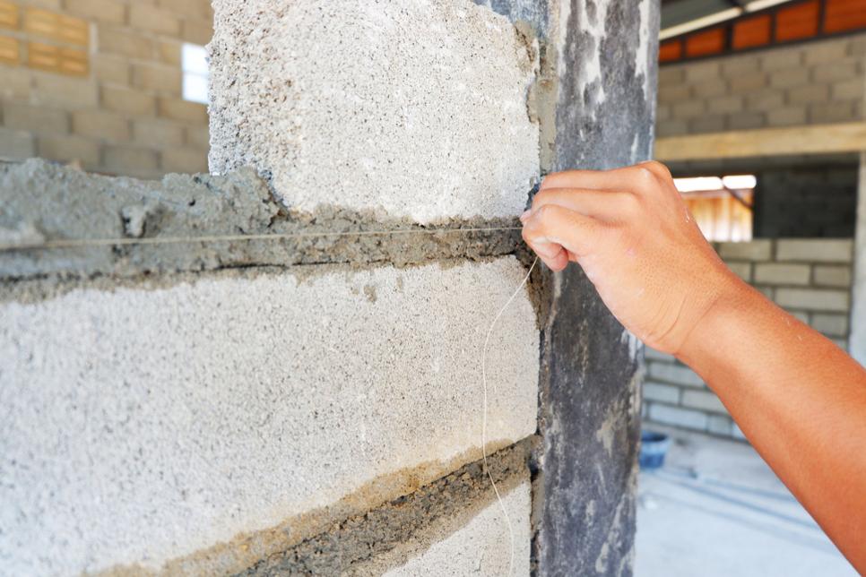 砂磚砌牆施工