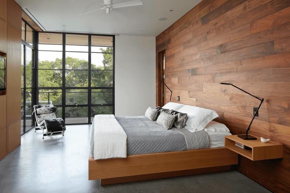 木造特色牆