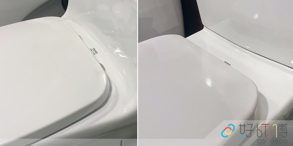 連體和分體式坐廁