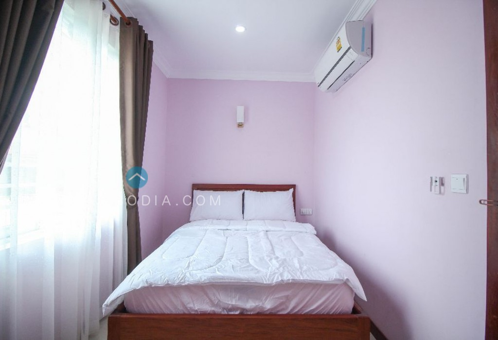 Apartment Building for Rent in Siem Reap - IPS Cambodia