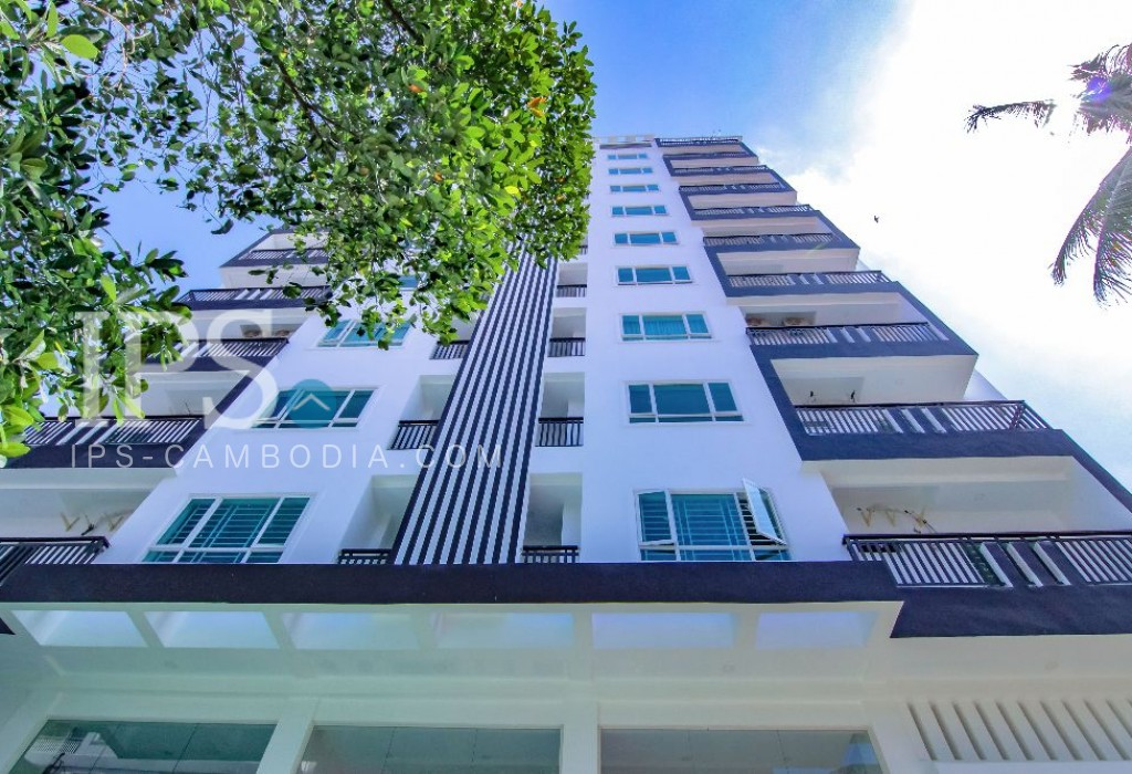 2 Bedroom Apartment For Rent In 2 Bedrooms Phnom Penh