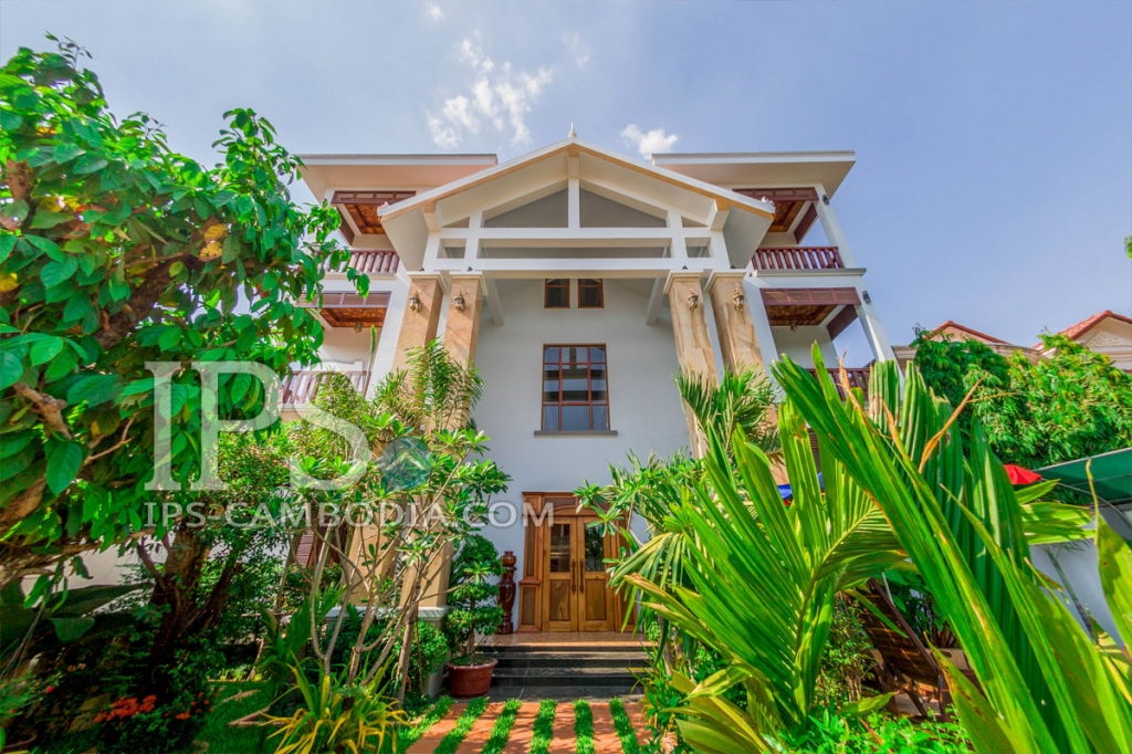 Apartment For Rent In Siem Reap