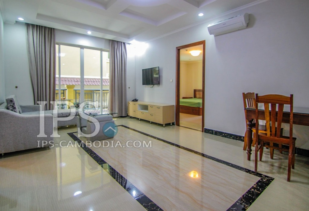 2 Bedroom Apartment For Rent In Russian Market Toul Tom