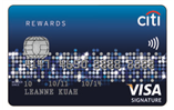 Citibank Reward Card