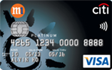 Citibank M1 Platinum Visa Card