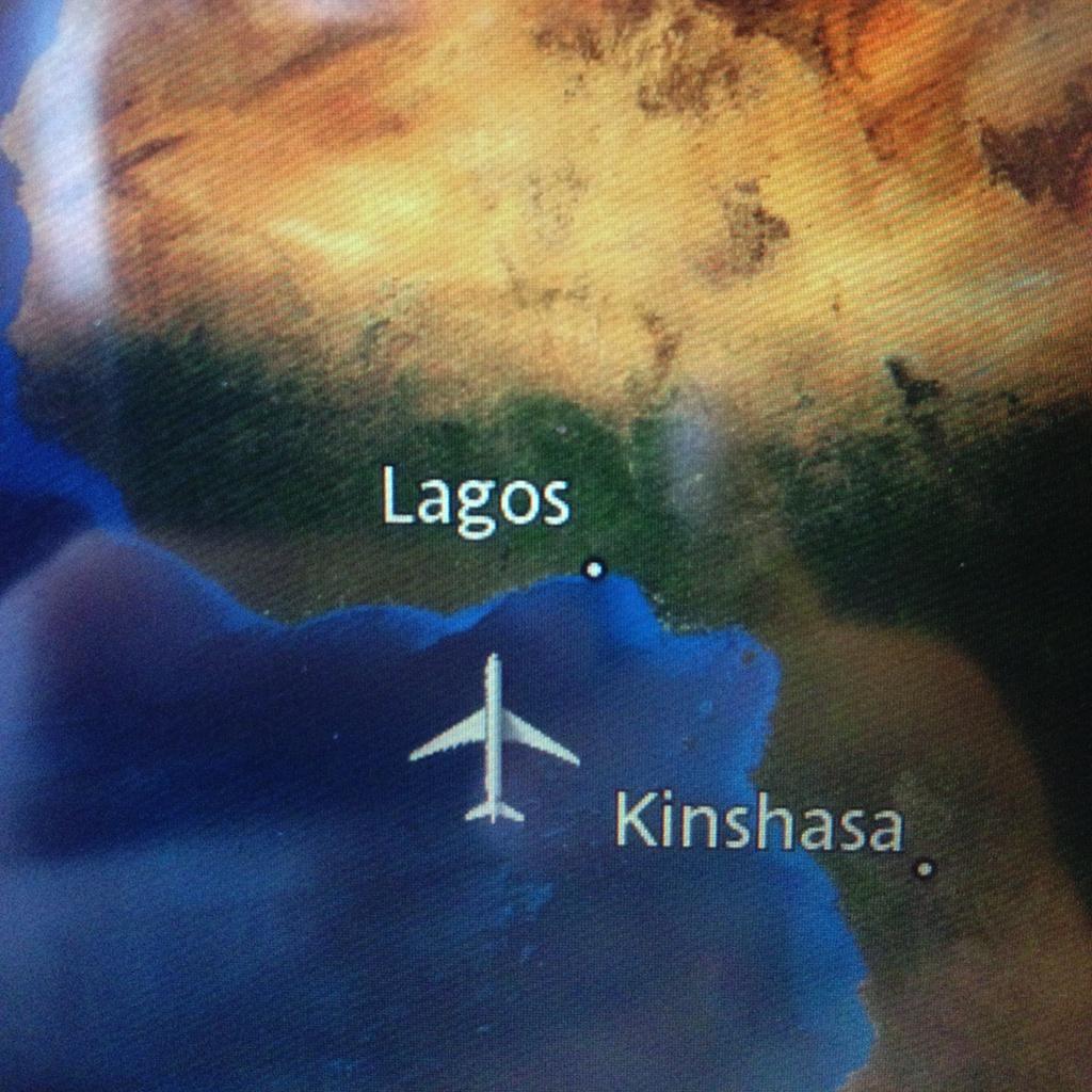 To Lagos!