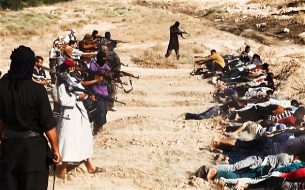 ISIS Execution