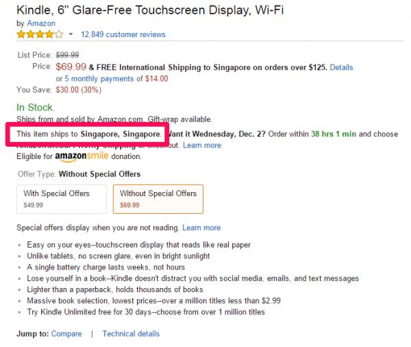 Amazon Lies