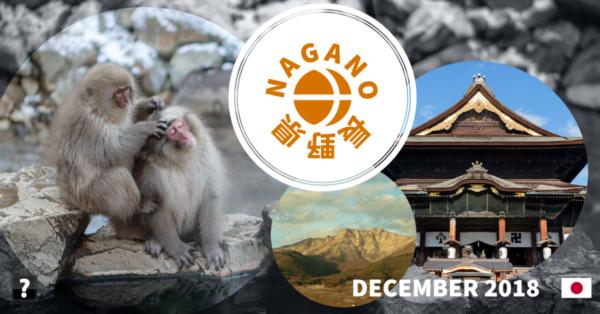 Nagano trip photo collage