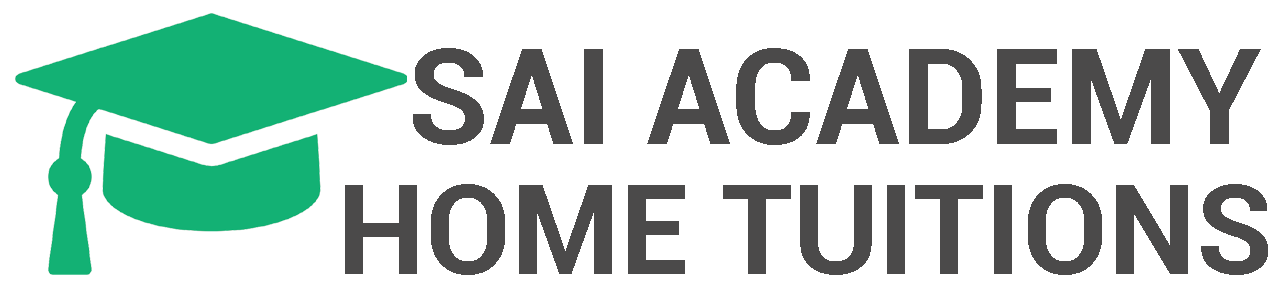 Sai Academy Home Tuitions