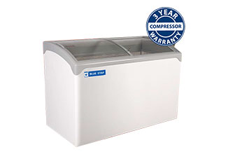 Blue Star Premium Display Freezers