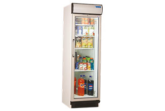 Blue Star Visi Coolers & Visi Freezers