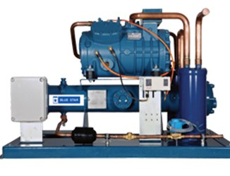 Blue Star Refrigeration Systems Semi-Hermetic Series