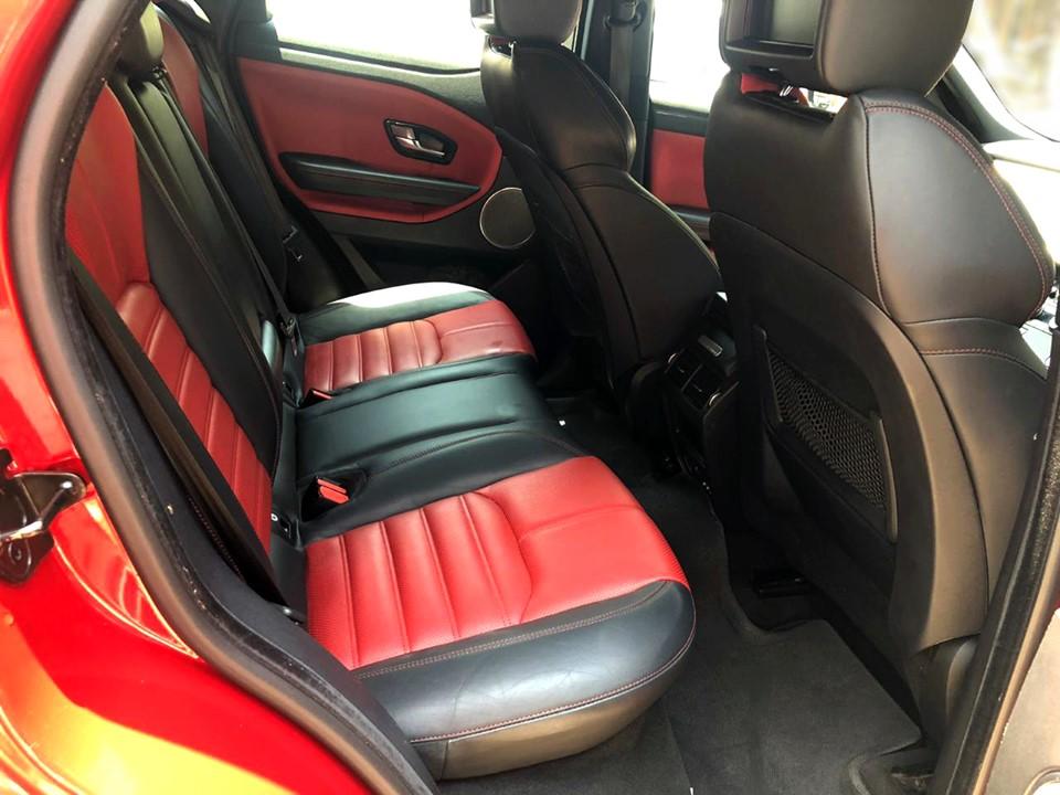 Range Rover Evoque Firenze