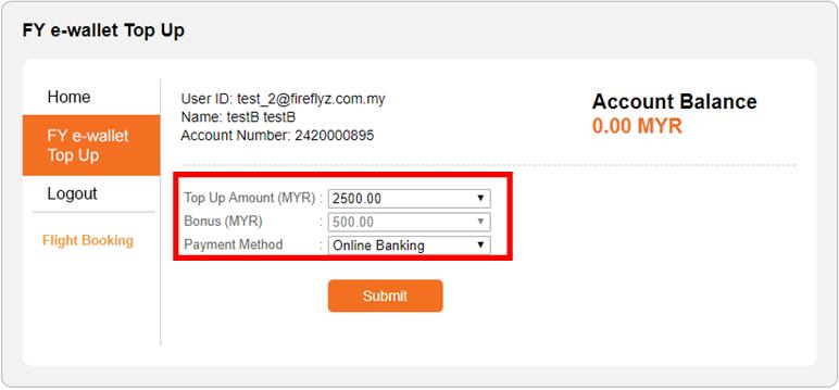 www fireflyz online booking