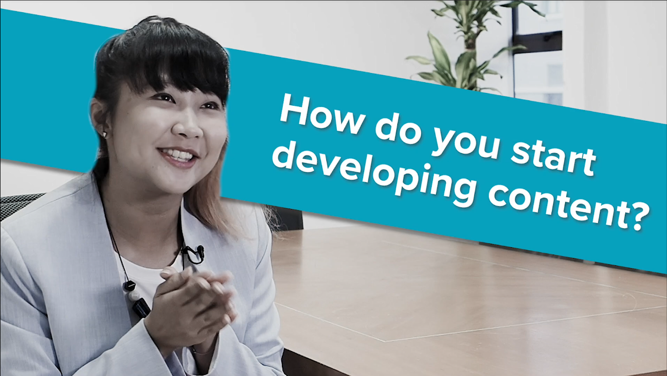 Wu Ying Ying from Shopback shares best practices in content marketing