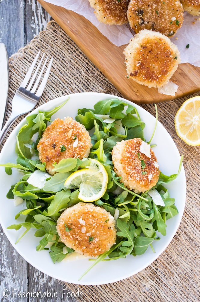 fashionablefoods http://fashionablefoods.com/2015/12/07/risotto-cakes/