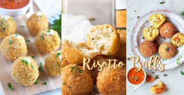 剩飯大變身!吃剩的意大利飯不要丟~10分鐘速煮Risotto波波球!