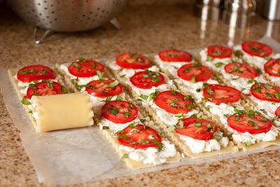 cookingclassy http://www.cookingclassy.com/2012/10/caprese-lasagna-roll-ups/