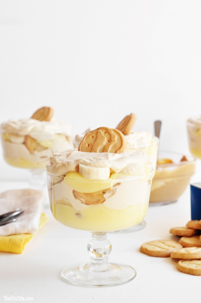 thechicsite http://thechicsite.com/2015/02/20/peanut-butter-banana-pudding/