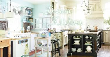 大廚們的14個夢想廚房!給我一個這樣的廚房,早午晚餐也說我願意!