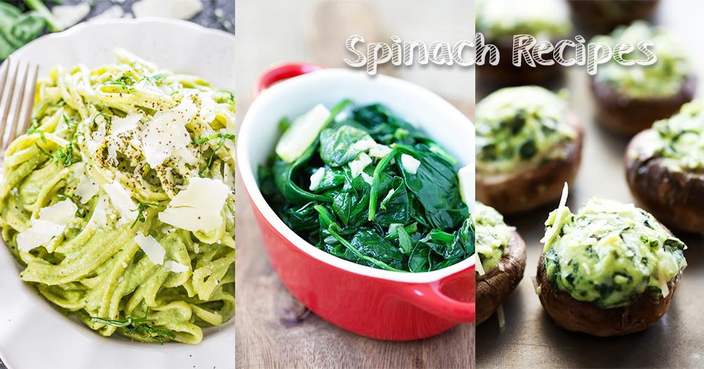快樂冠軍多吃菠菜促進神經健康~心情up!七款大力水手健康食譜