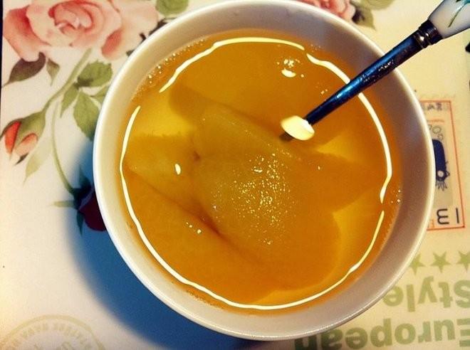 雪梨蘋果糖水1