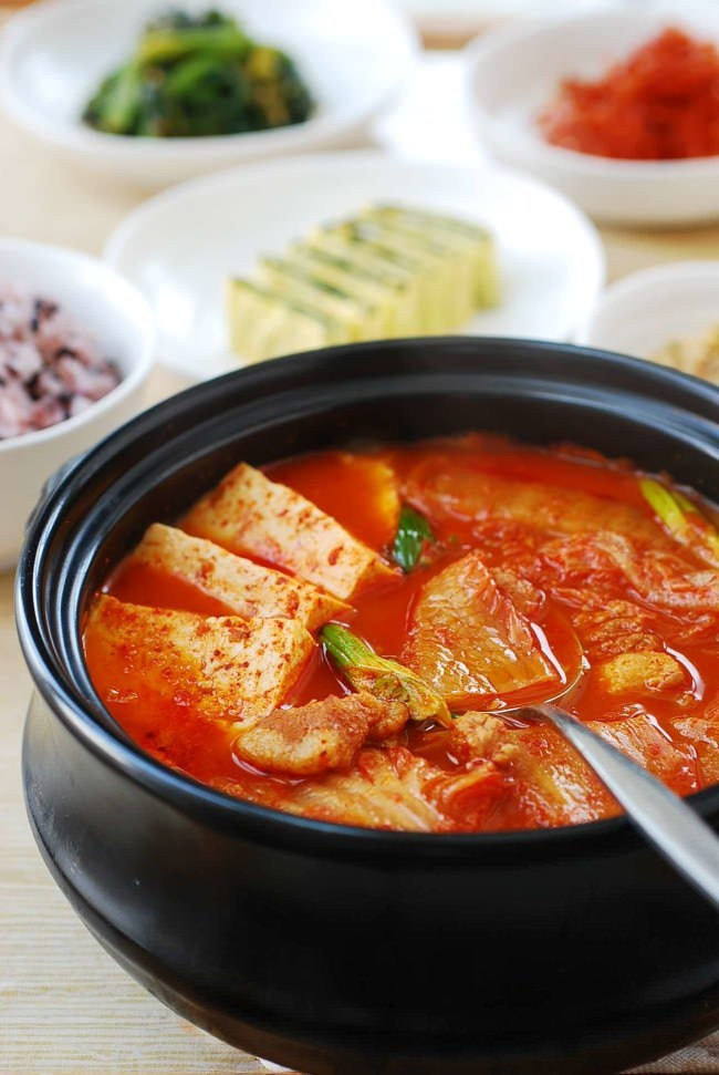 泡菜豆腐鍋3