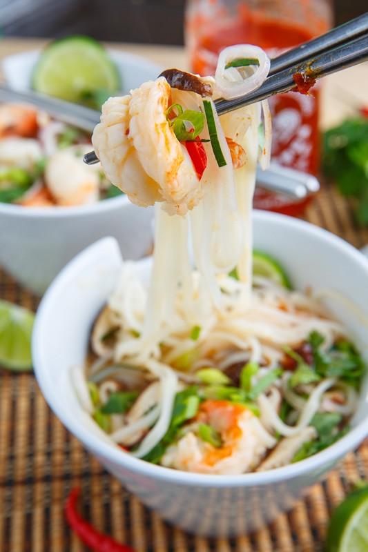酸辣蝦湯2