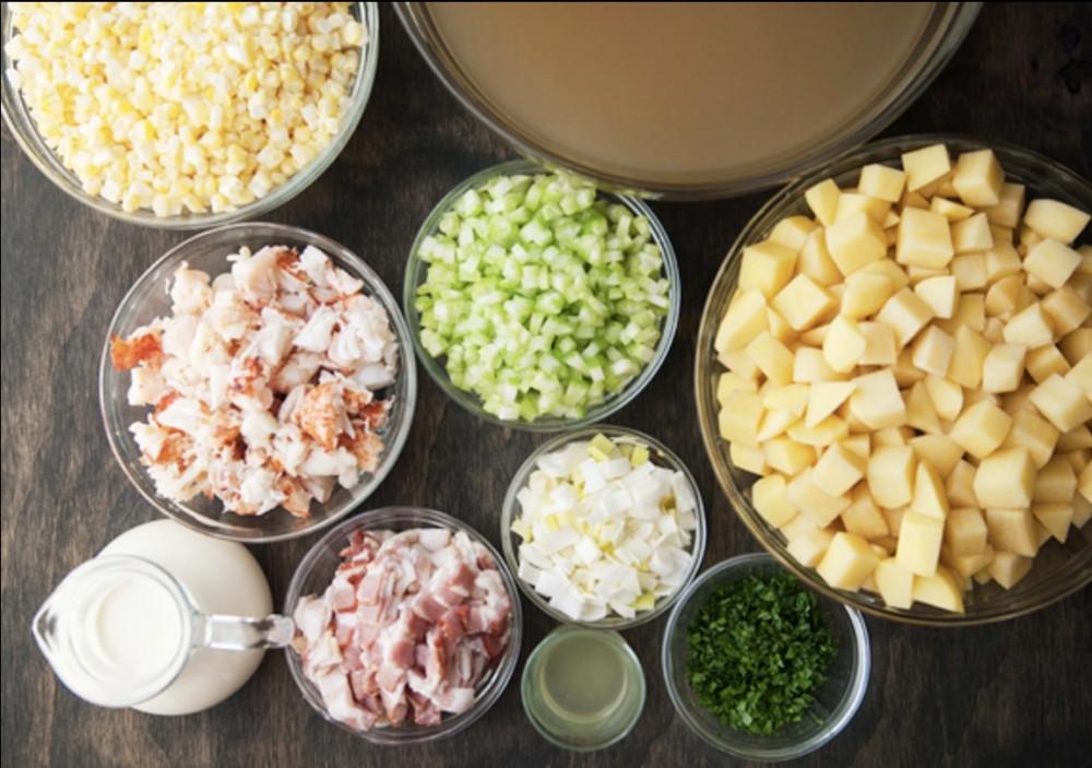 龍蝦玉米湯2