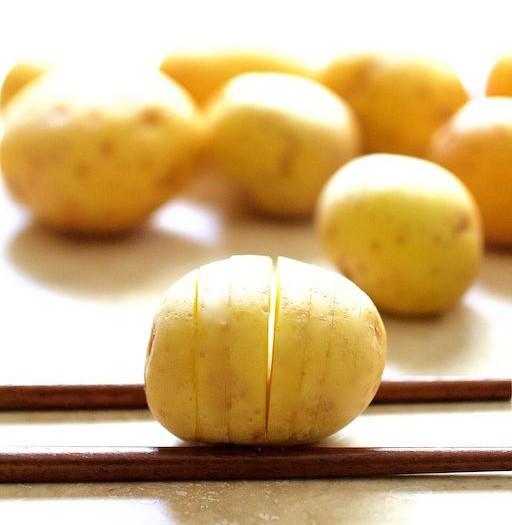 風琴烤馬鈴薯