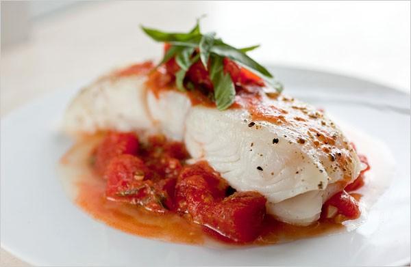 普羅旺斯烤魚1