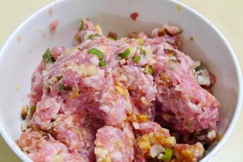 雙菇蒸肉餅2