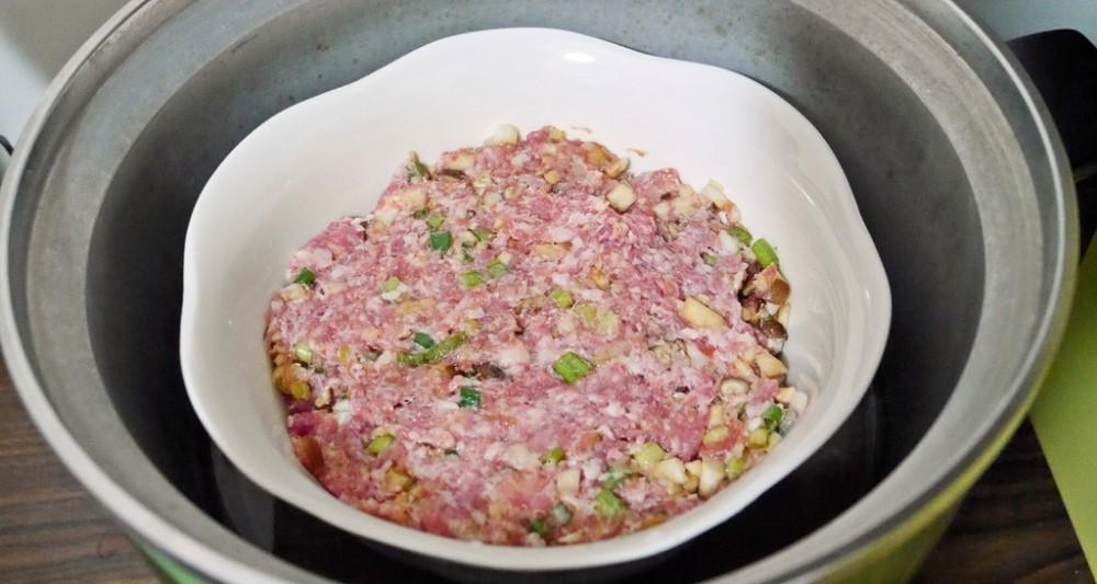 雙菇蒸肉餅3