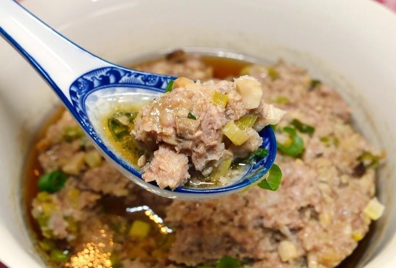 雙菇蒸肉餅1