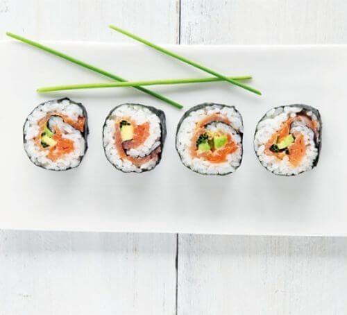 三文魚牛油果壽司2