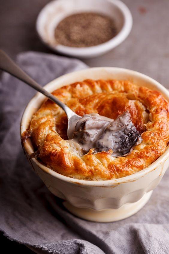 蘑菇酥皮杯1