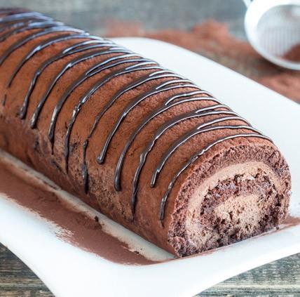 巧克力蛋糕4