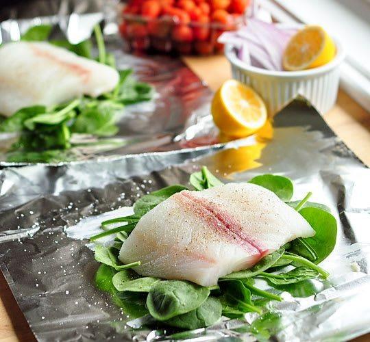 普羅旺斯烤魚2