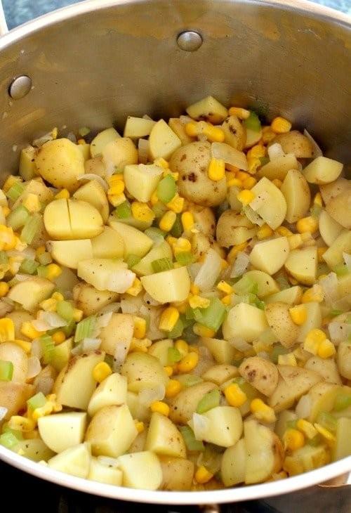 龍蝦玉米湯4