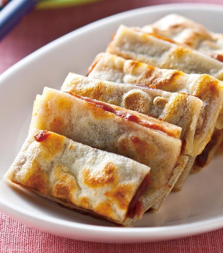 豆沙鍋餅1