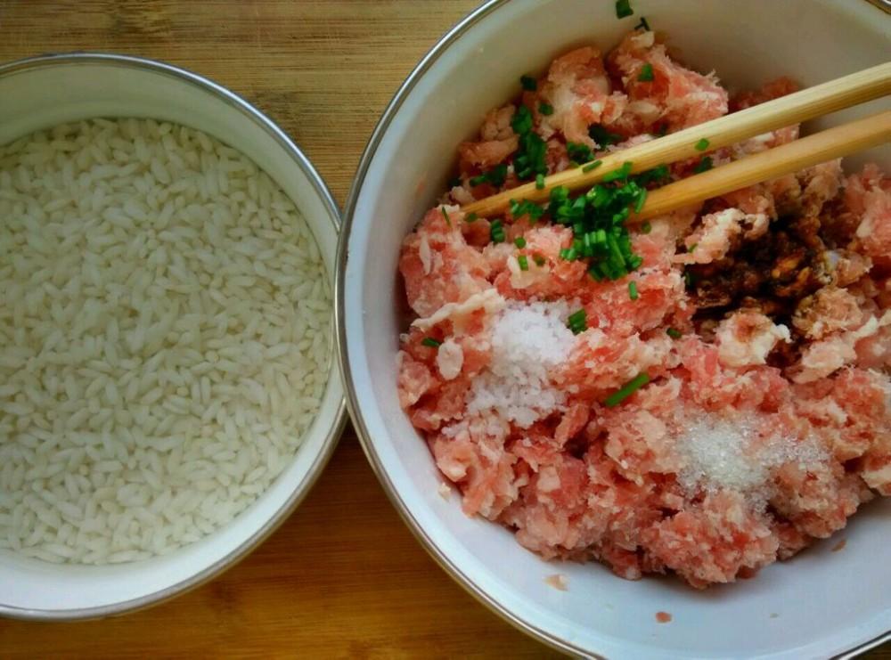 糯米肉丸子2
