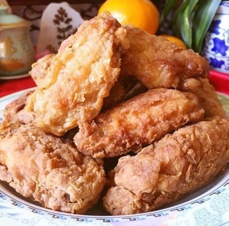 蝦醬雞翼1