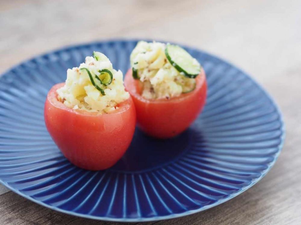 番茄薯仔杯3