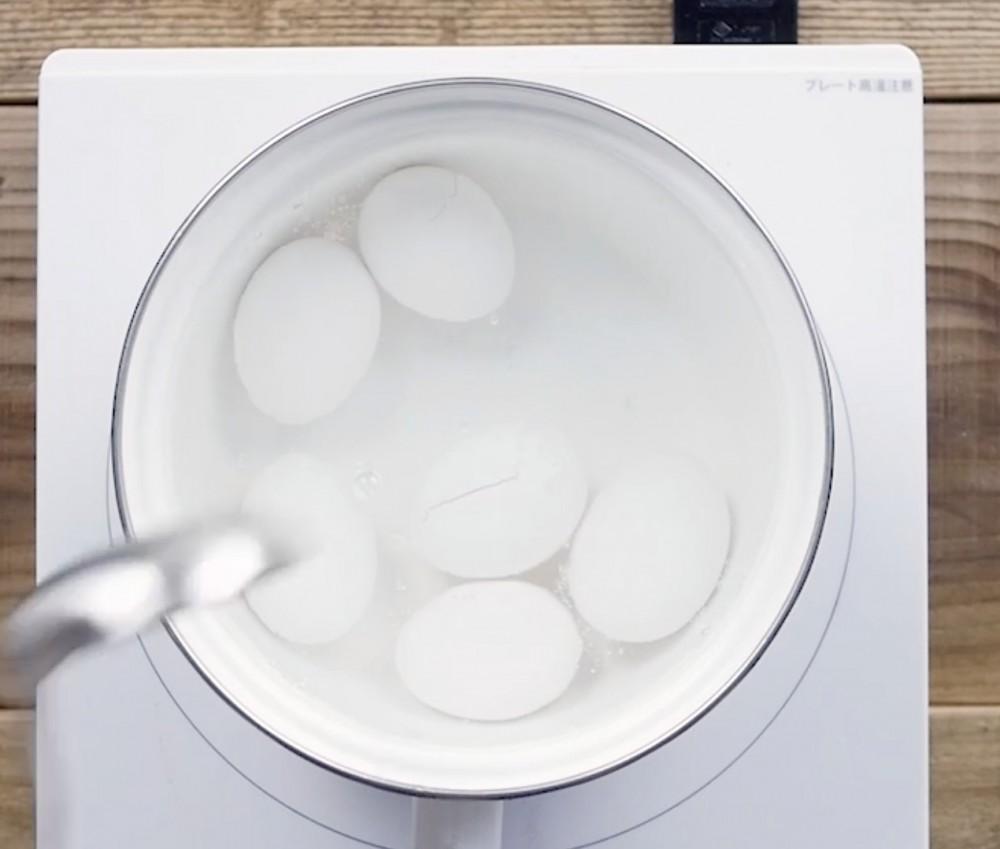 半熟蛋豚肉卷2