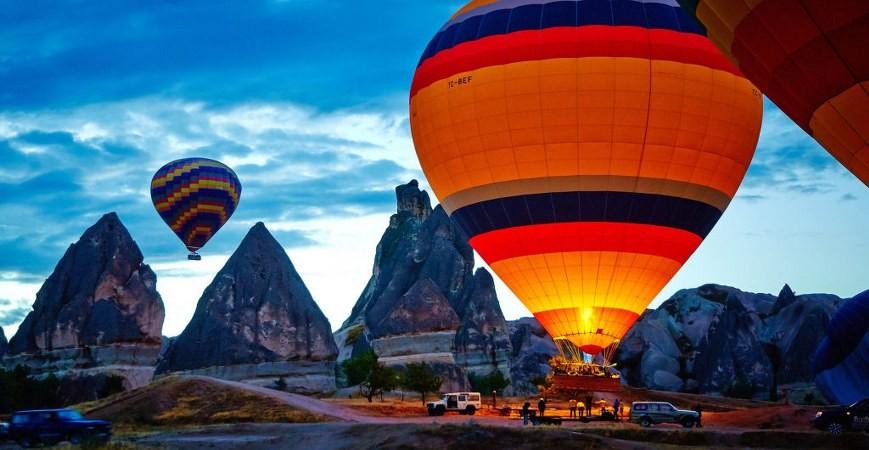 Cappadocia-Balloon-Rides